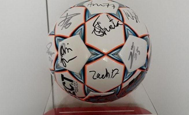 Europacup ball Sarpsborg 08